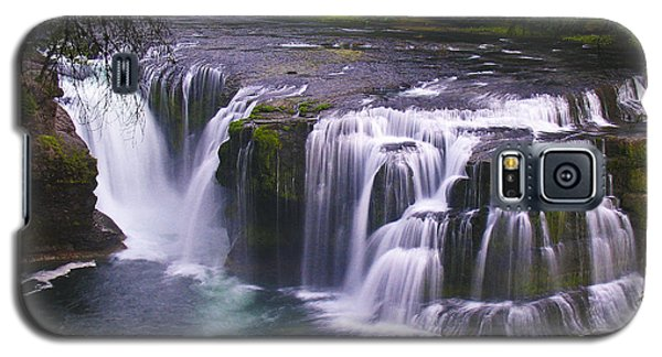 Galaxy S5 Case featuring the photograph The Falls by David Gleeson