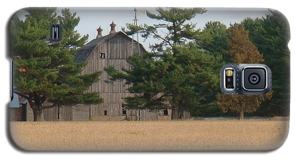 Galaxy S5 Case featuring the photograph The Farm by Bonfire Photography