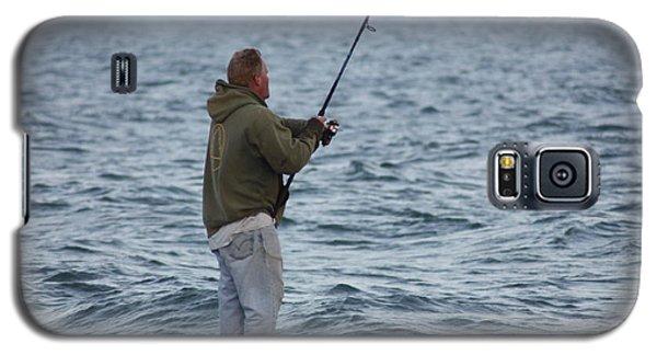 The Fisherman Galaxy S5 Case by Robin Regan