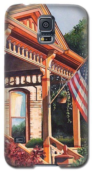 The Founders Home Galaxy S5 Case