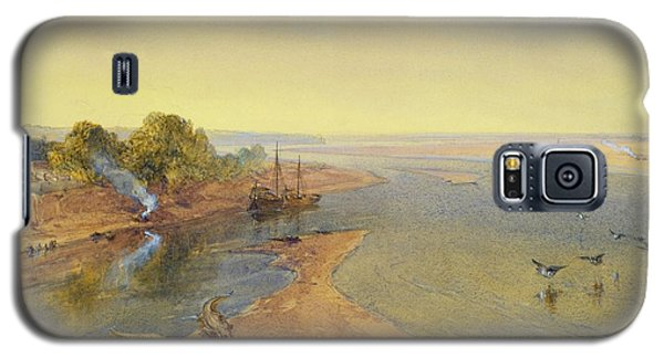 The Ganges Galaxy S5 Case by William Crimea Simpson