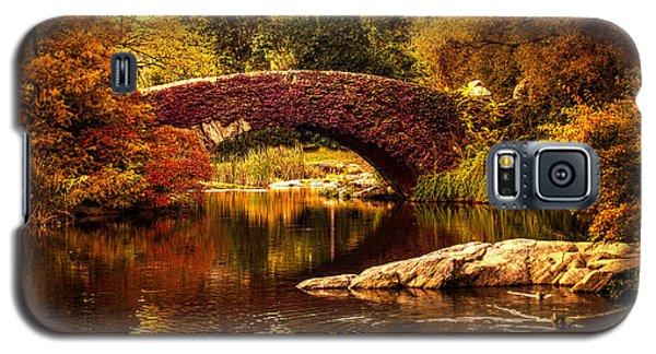 The Gapstow Bridge Galaxy S5 Case