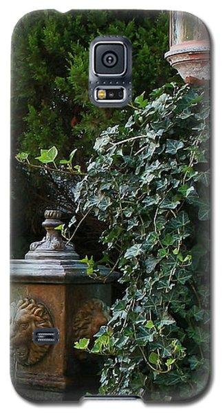 Galaxy S5 Case featuring the photograph The Garden by Karen Harrison