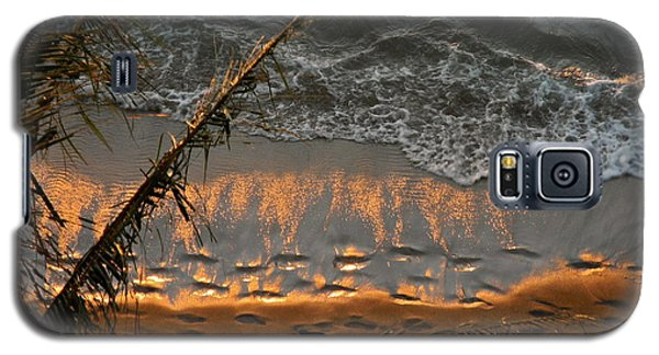 The Golden Moment IIi Galaxy S5 Case by Kirsten Giving