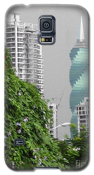 The Green Season In Panama Galaxy S5 Case