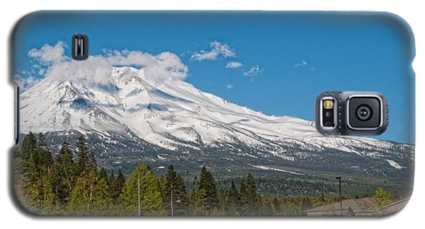 The Heart Of Mount Shasta Galaxy S5 Case