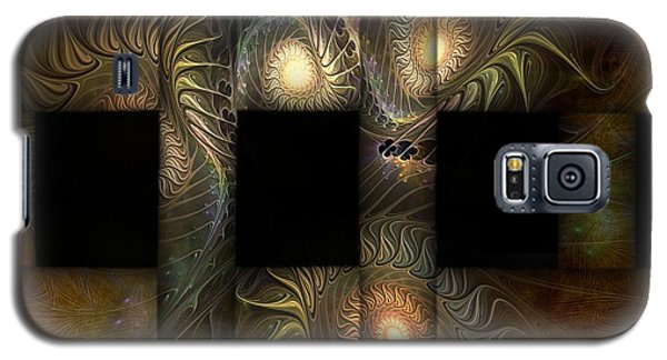 Galaxy S5 Case featuring the digital art The Indomitability Of The Idea by Casey Kotas