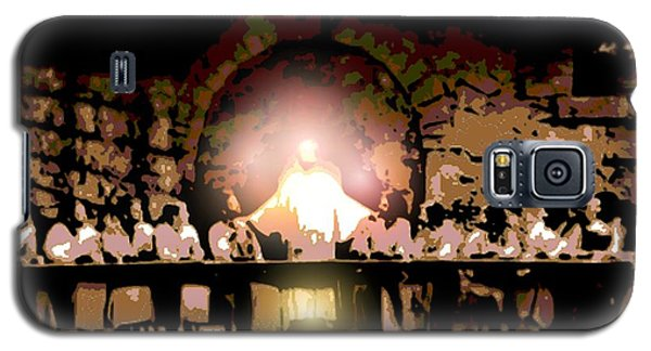 the Last Supper Galaxy S5 Case by George Pedro