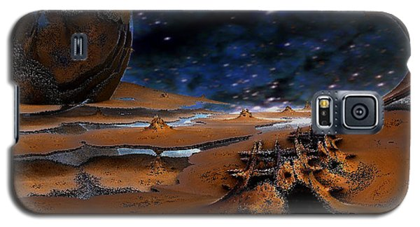 The Lost Probe Galaxy S5 Case by Richard Ortolano