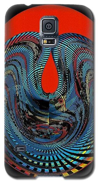 The Mask Galaxy S5 Case by Carolyn Repka