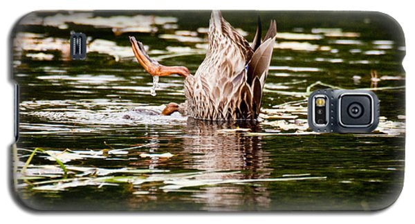 The Meaning Of Duck Galaxy S5 Case by Brent L Ander