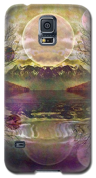 The Mystery Of Dawn Galaxy S5 Case