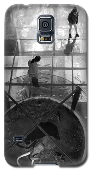 Galaxy S5 Case featuring the photograph The Oculus by Lynn Palmer