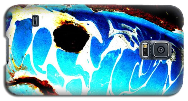 Galaxy S5 Case featuring the photograph The Old Whale by Amy Sorrell