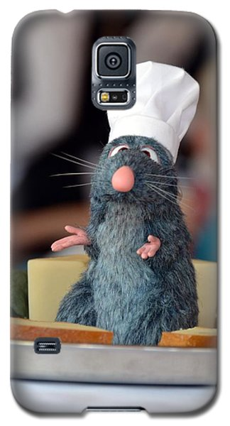 The Only Rat I Like Galaxy S5 Case by Bonnie Myszka