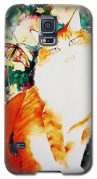The Persian Boy Galaxy S5 Case