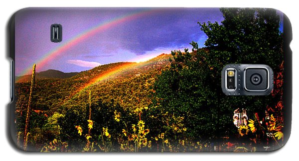 Galaxy S5 Case featuring the photograph The Prayer Was Answered by Susanne Still