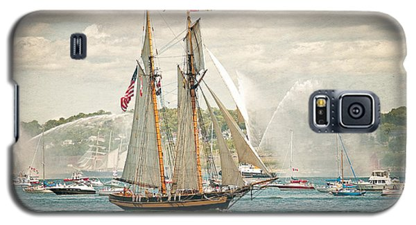 Galaxy S5 Case featuring the photograph The Pride Of Baltimore by Verena Matthew
