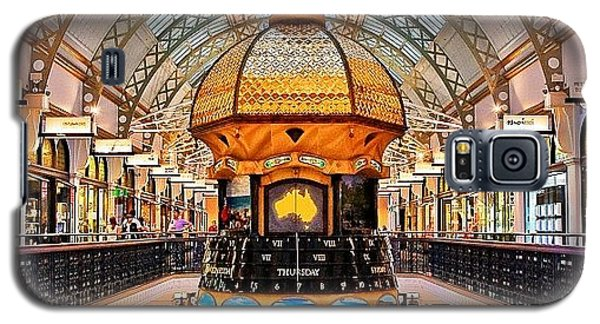 Cool Galaxy S5 Case - The Queen Victoria Building (or Qvb) by Tommy Tjahjono