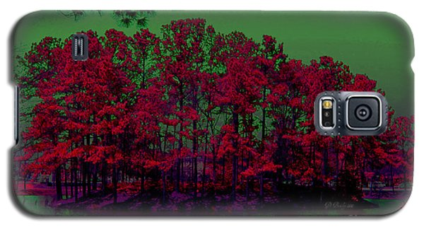 The Red Forest Galaxy S5 Case