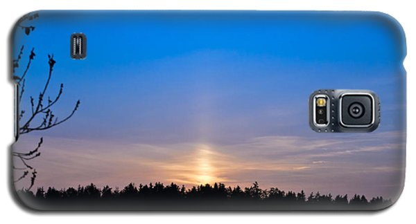 The Road To The Sky Galaxy S5 Case