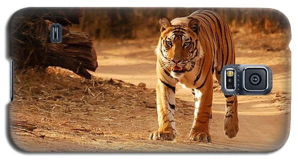 Galaxy S5 Case featuring the photograph The Royal Bengal Tiger by Fotosas Photography