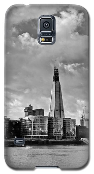 The Shard London Black And White Galaxy S5 Case