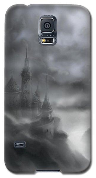 The Skull Castle Galaxy S5 Case