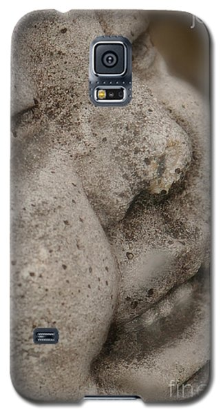 Galaxy S5 Case featuring the photograph The Smile by Vicki Ferrari