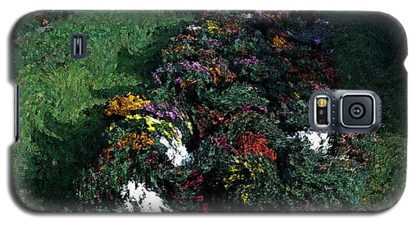 The Stand In Autumn Galaxy S5 Case