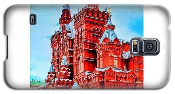 The State Historical Museum (russian: Galaxy S5 Case