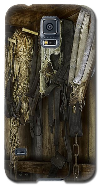 The Tack Room Wall Galaxy S5 Case