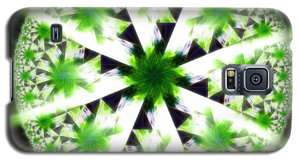 The Vision Of The Healer Galaxy S5 Case by Danuta Bennett