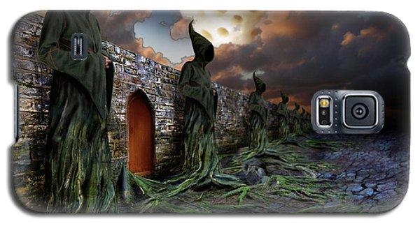The Wall Galaxy S5 Case by Mariusz Zawadzki
