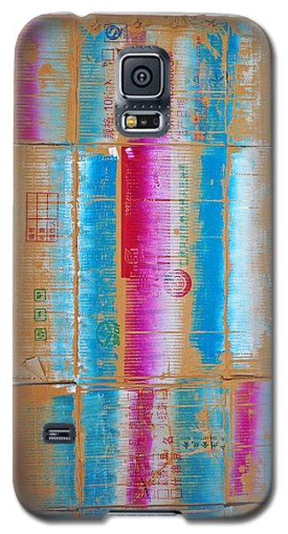 The Way We Live Now Galaxy S5 Case