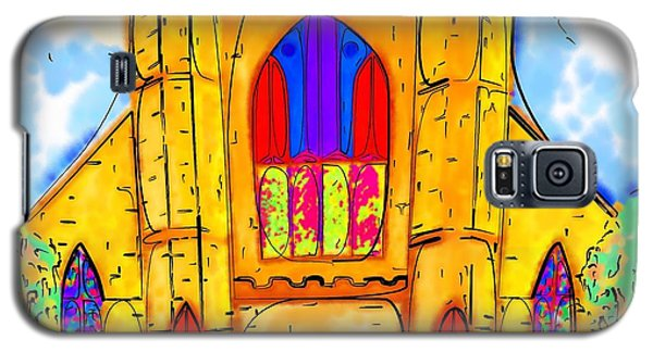 The Wedding Chapel Galaxy S5 Case