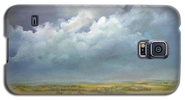 The Wheat Field Galaxy S5 Case by Luczay