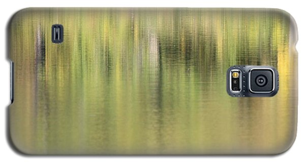 Galaxy S5 Case featuring the photograph The Woods by Penny Meyers