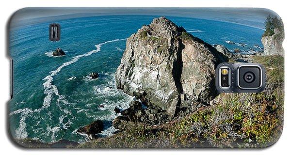The World Is Round Galaxy S5 Case