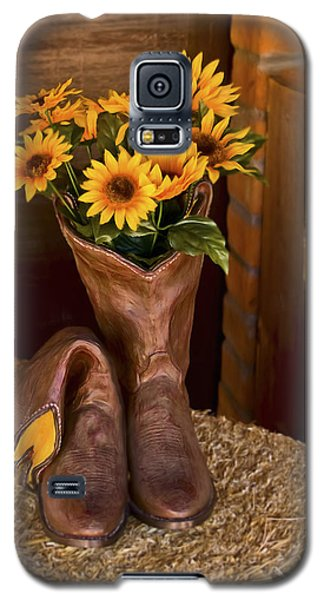 These Boots Were Made For Galaxy S5 Case