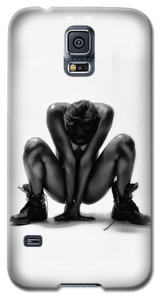 This Woman's Work Galaxy S5 Case by Angelique Olin