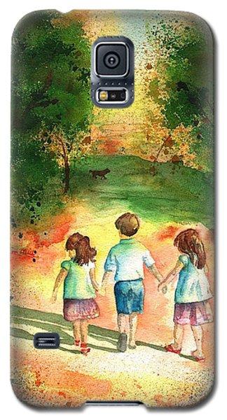 Three S Company Galaxy S5 Case by Sharon Mick