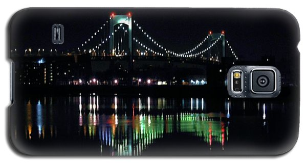 Throggs Neck Bridge Galaxy S5 Case