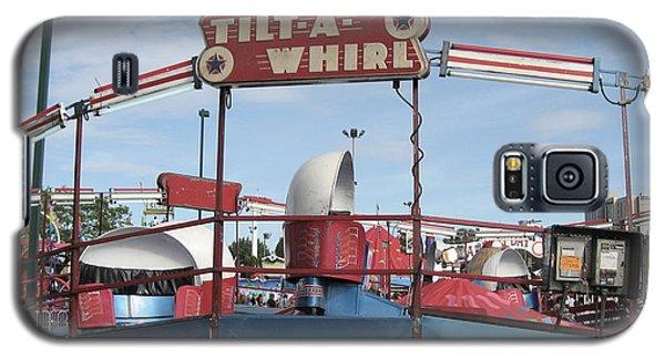 Tilt A Whirl Ride Galaxy S5 Case