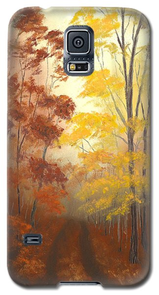 Timber Road Galaxy S5 Case by Garry McMichael
