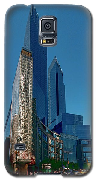 Time Warner Center Galaxy S5 Case