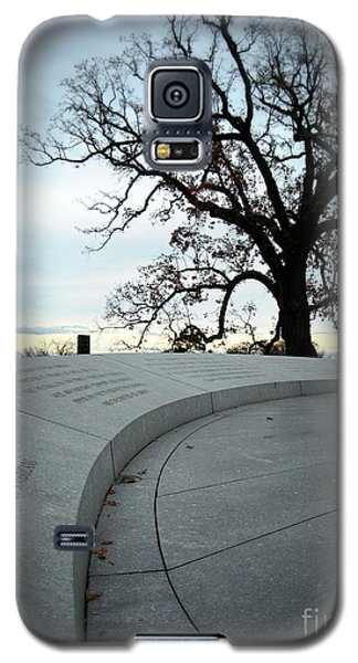 Galaxy S5 Case featuring the photograph To A New Generation II by Nancy Dole McGuigan