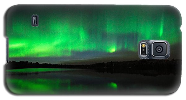 Tofte Lake Aurora Galaxy S5 Case