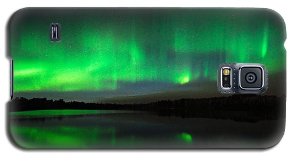 Tofte Lake Aurora Galaxy S5 Case