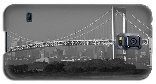 Tokyo Rainbow Bridge Galaxy S5 Case by Naxart Studio